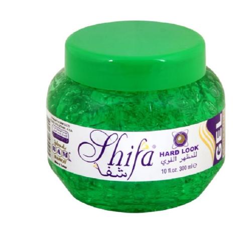 جل الشعر اخضر  الشفا 200 مل    Shifa Hair Gel 200 ml