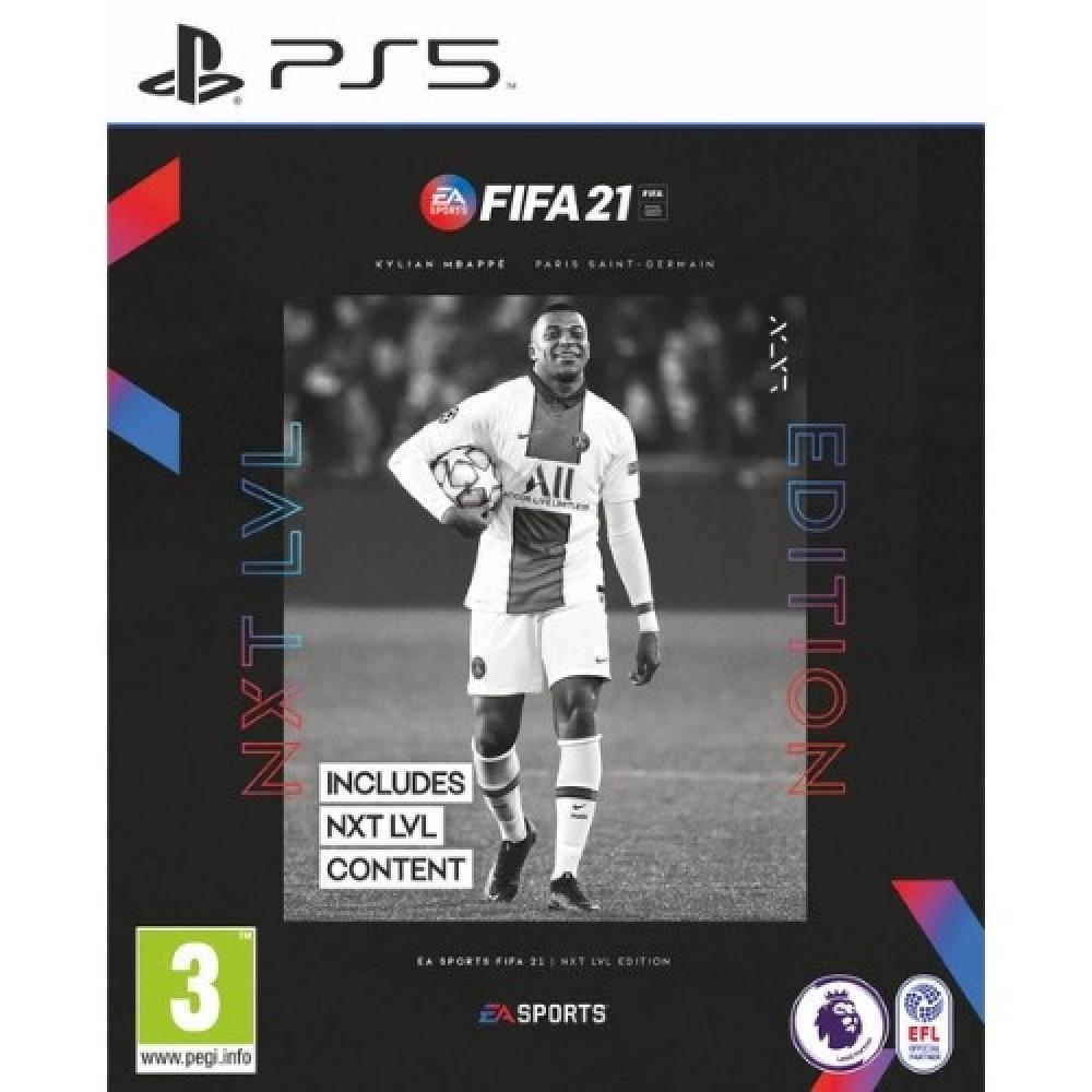 لعبة بلايستيشنFiFa 21 Next Level 5  I2 FIFA PlayStation 5