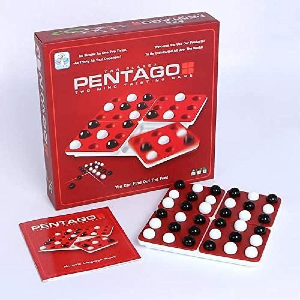 لعبة بنتاجو الشهيرة مسلية للبيع في سعودية Pentago لعبة بينتاغو