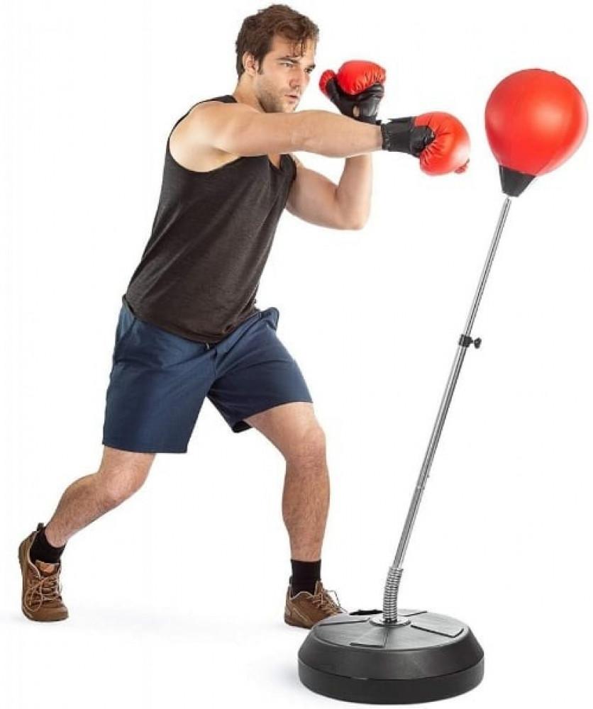 تسوق boxing stand افضل سعر بوكس ملاكمة كيس ملاكمة قابل للنفخ
