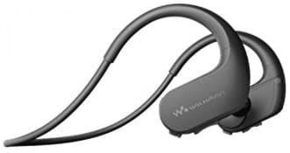 سماعات رأس سوني  وكمان 4 جيجا نوع متكامل  NW-WS413  سماعات الرأس
