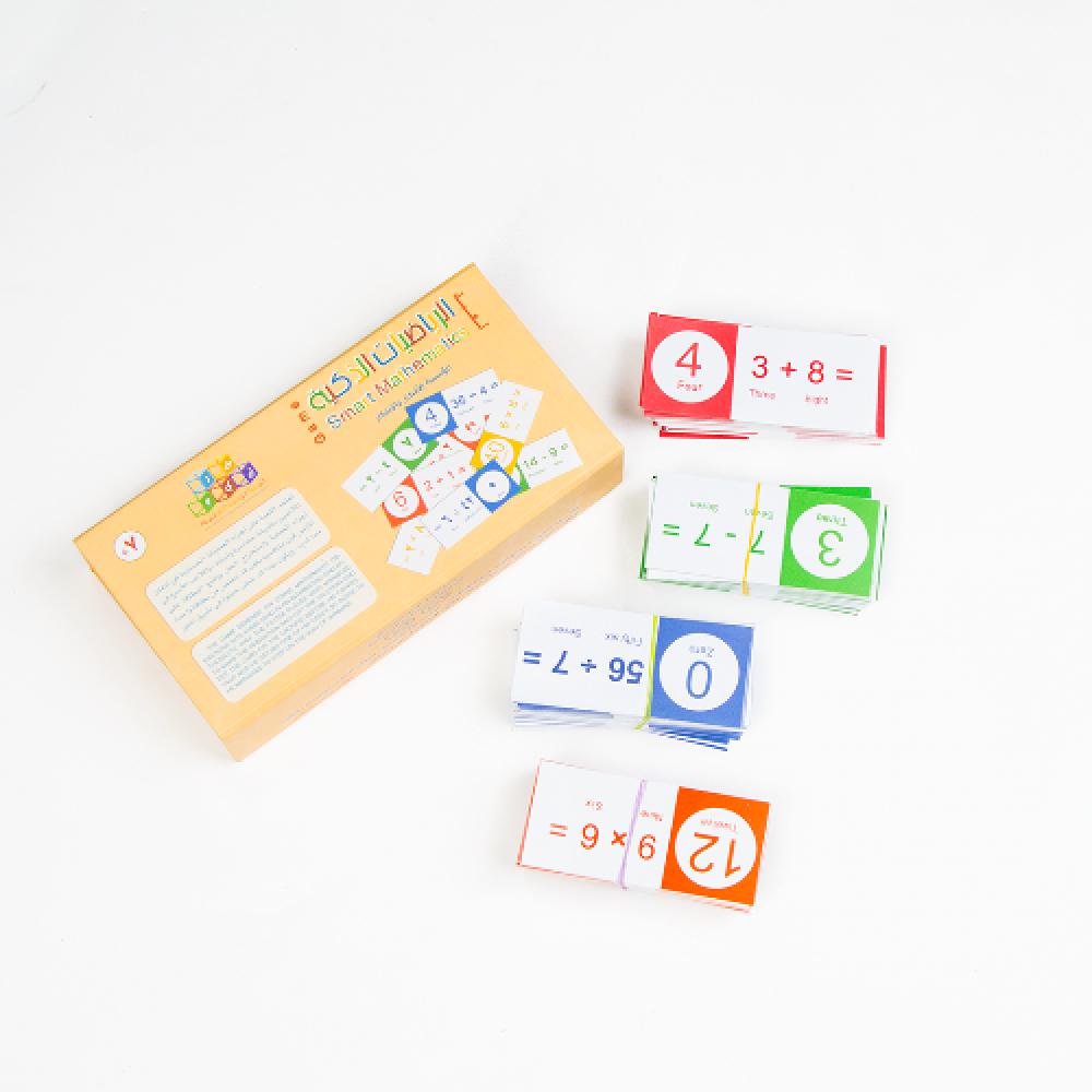 لعبة الرياضيات الذكية العاب تعليمه لعبة الرياضيات مع التطبيقات الذكي
