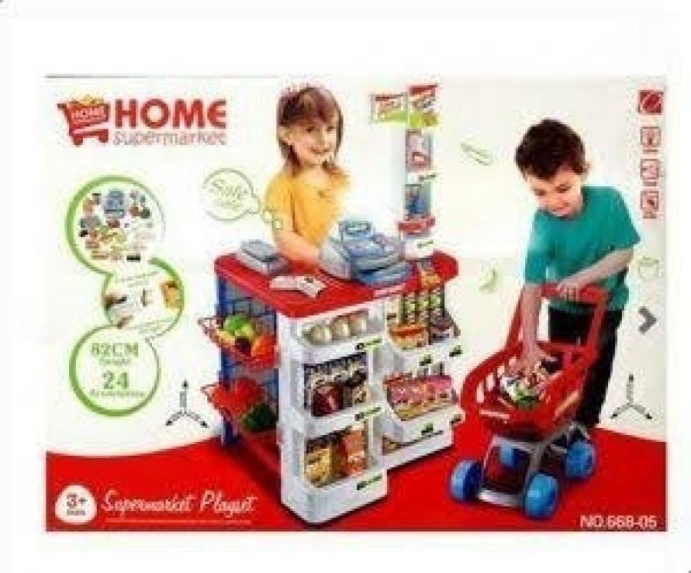 عربة تسوق عربة اطفال محمول وسادة سوبر ماركت للتسوق الطعام