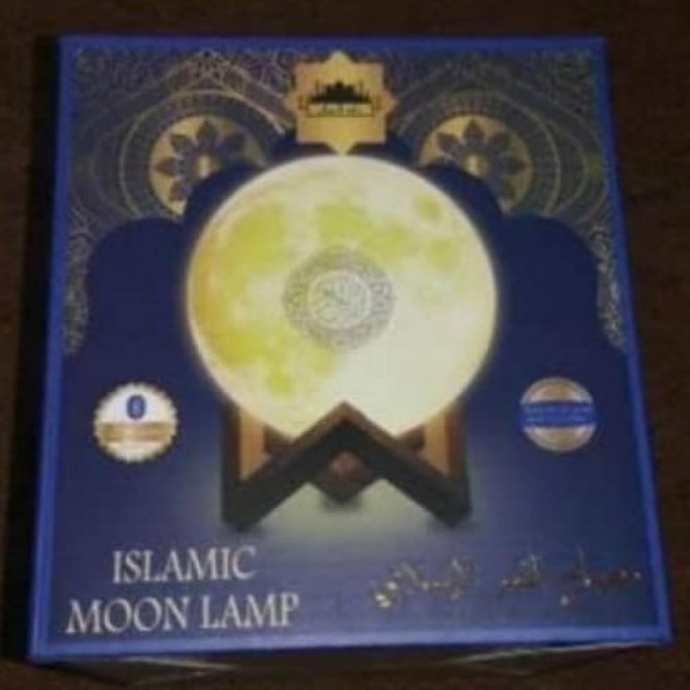 القمر المضئ 8 ألوان مزود بصب بلوتوث اشتر اونلاين بأفضل اسعار بالسعودية