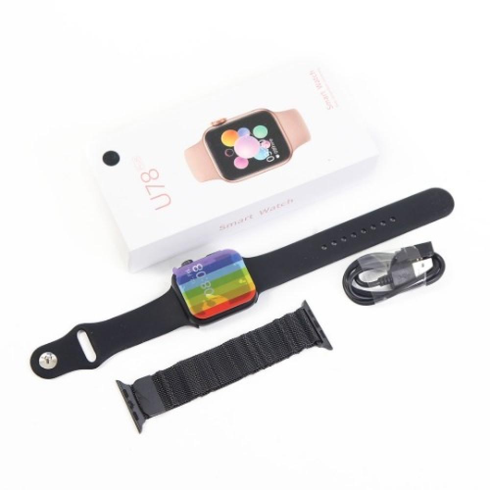 U78 Plus Smart Watch سعر في السعودية سعر ساعة U78 Plus مواصفات U78 Plu