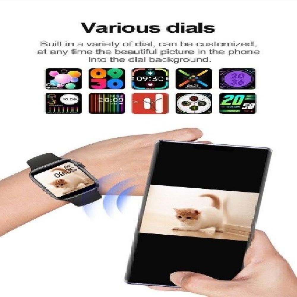 U78 Plus Smart Watch سعر في السعودية سعر ساعة U78 Plus