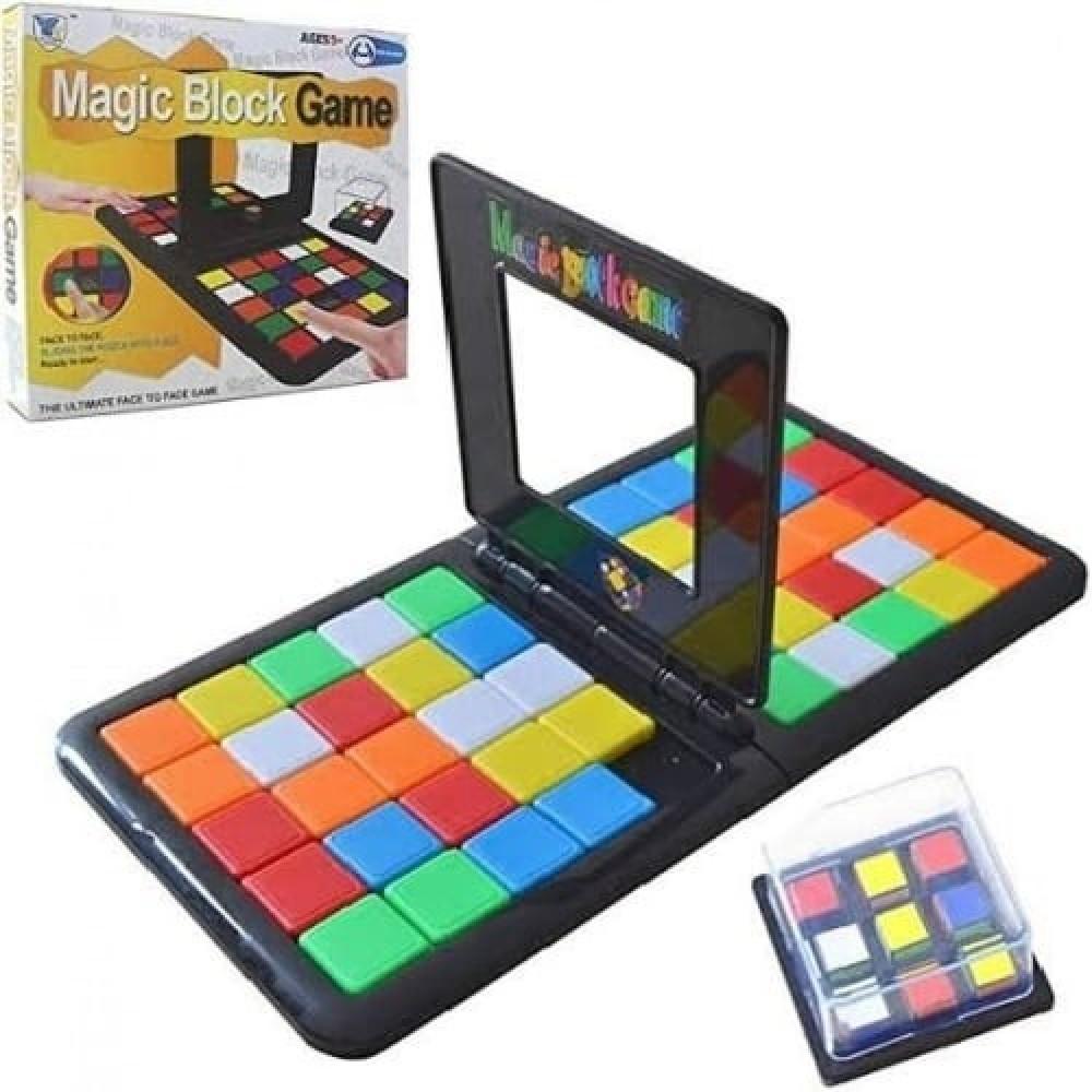 ماجيك بلوك لعبة مكعبات سحرية  ماجيك بلوك جيم تعليمية للأطفال