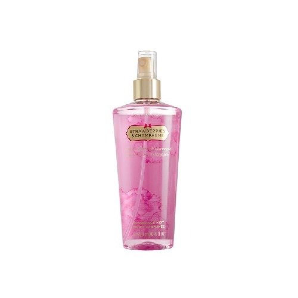 Victoria Secret Strawberries Champagne 250ml متجر خبير العطور