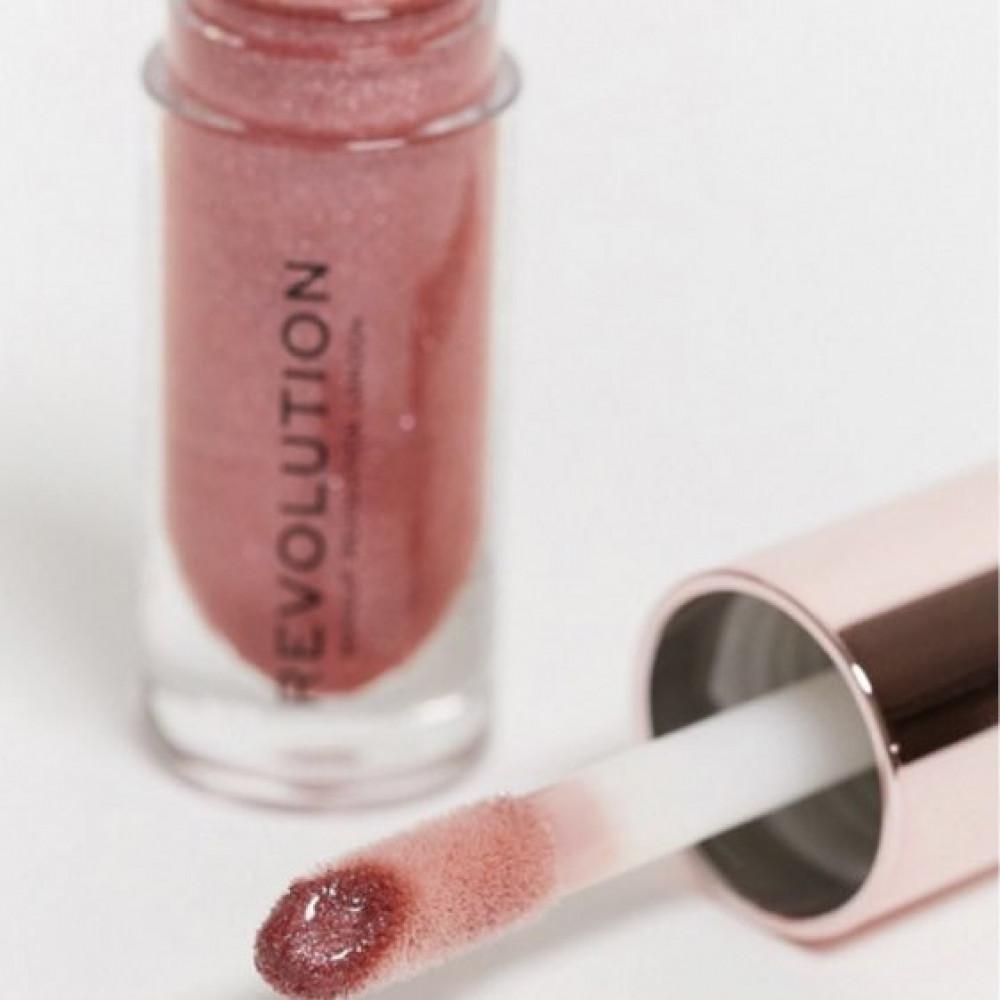 قلوس من ريفلوشن Revolution Pout Bomb Plumping Lip Gloss - Distortion