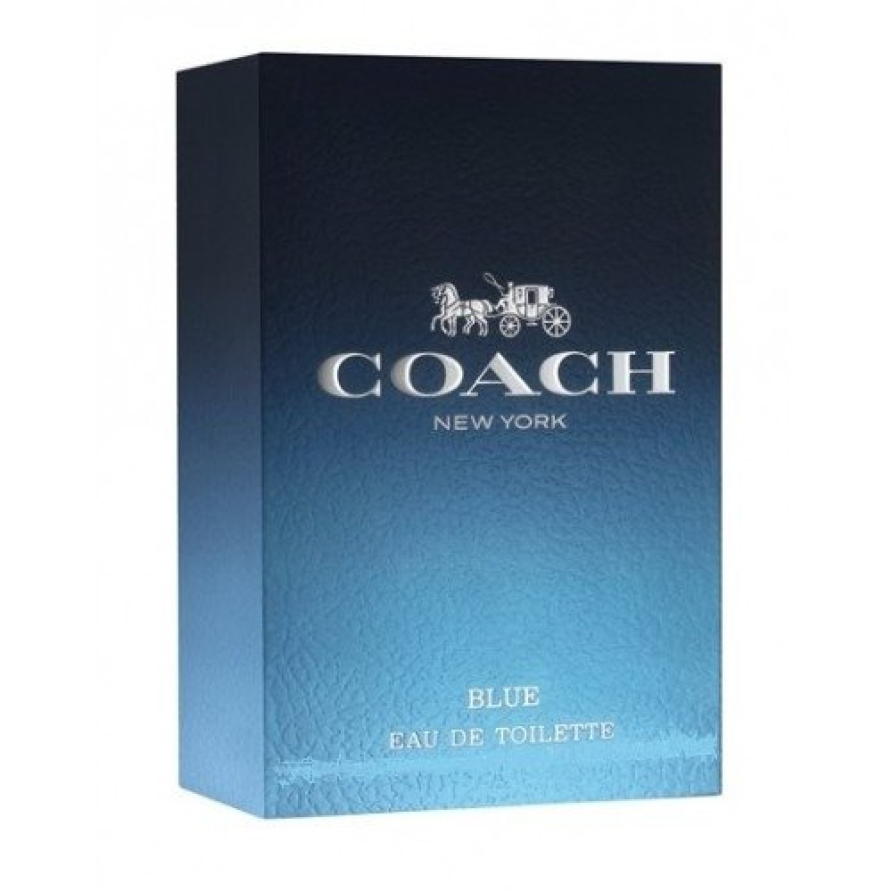 Coach New York Blue for Men Eau de Toilette Sample 2ml متجر الخبير شوب