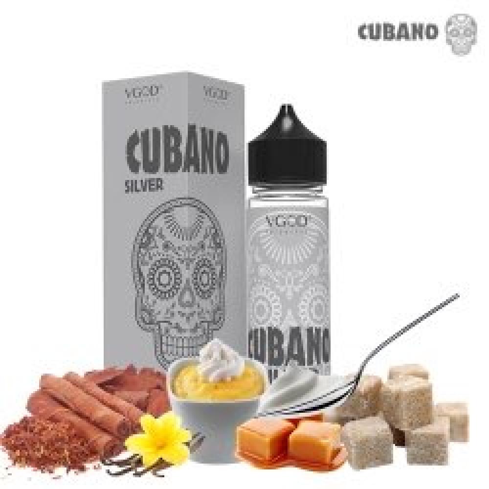 نكهة في قود كوبانو سيلفر - VGOD CUBANO SILVER - 60ML