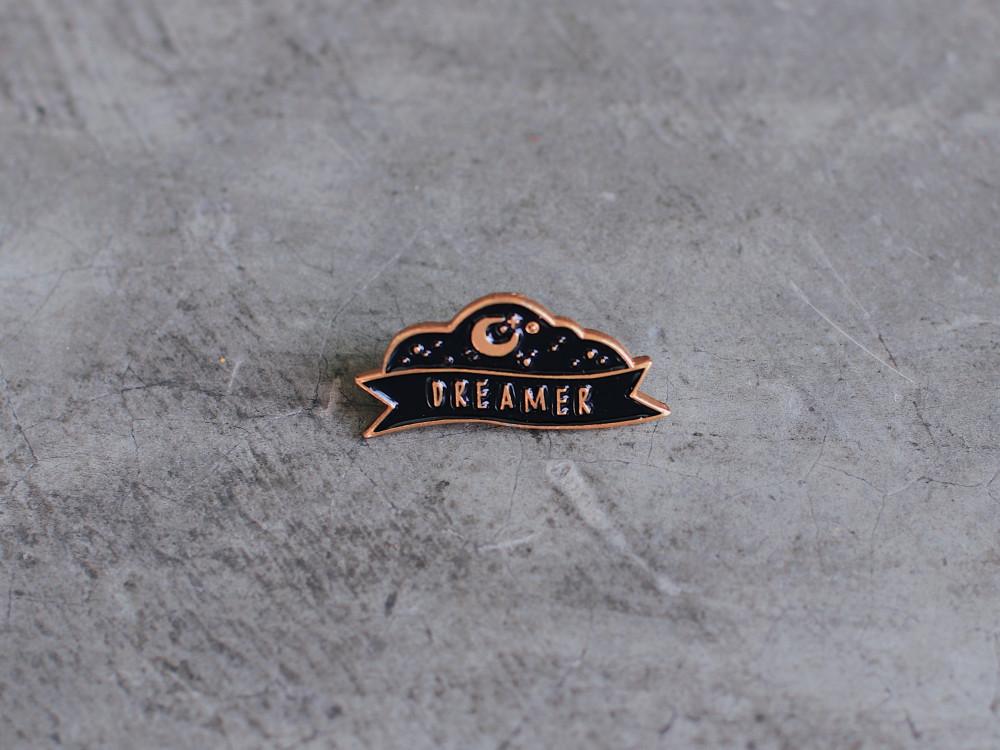 بروش حالم مجموعة pins لطموحين dreamer pins