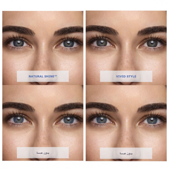 acuvue define colored contact lenses