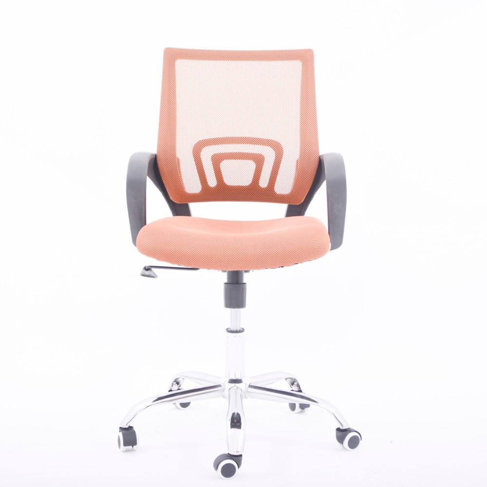 كرسي مكتبي ظهر شبك بني  YA-60BEIGE