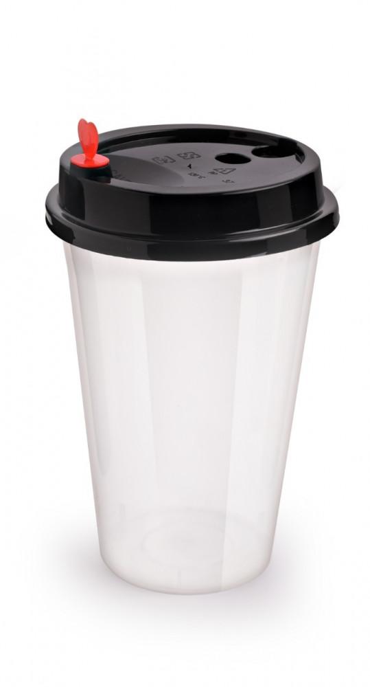 اكواب بلاستيك للقهوه