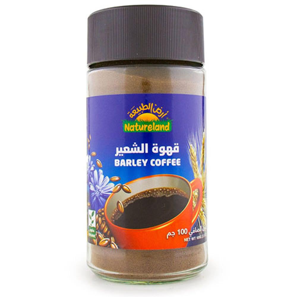 قهوة الشعير عضوي 100 جرام