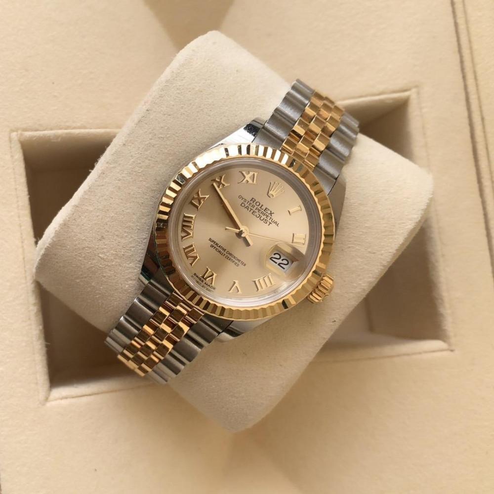 ساعة رولكس ديت جست الأصلية الفاخرة مستخدمة 279173