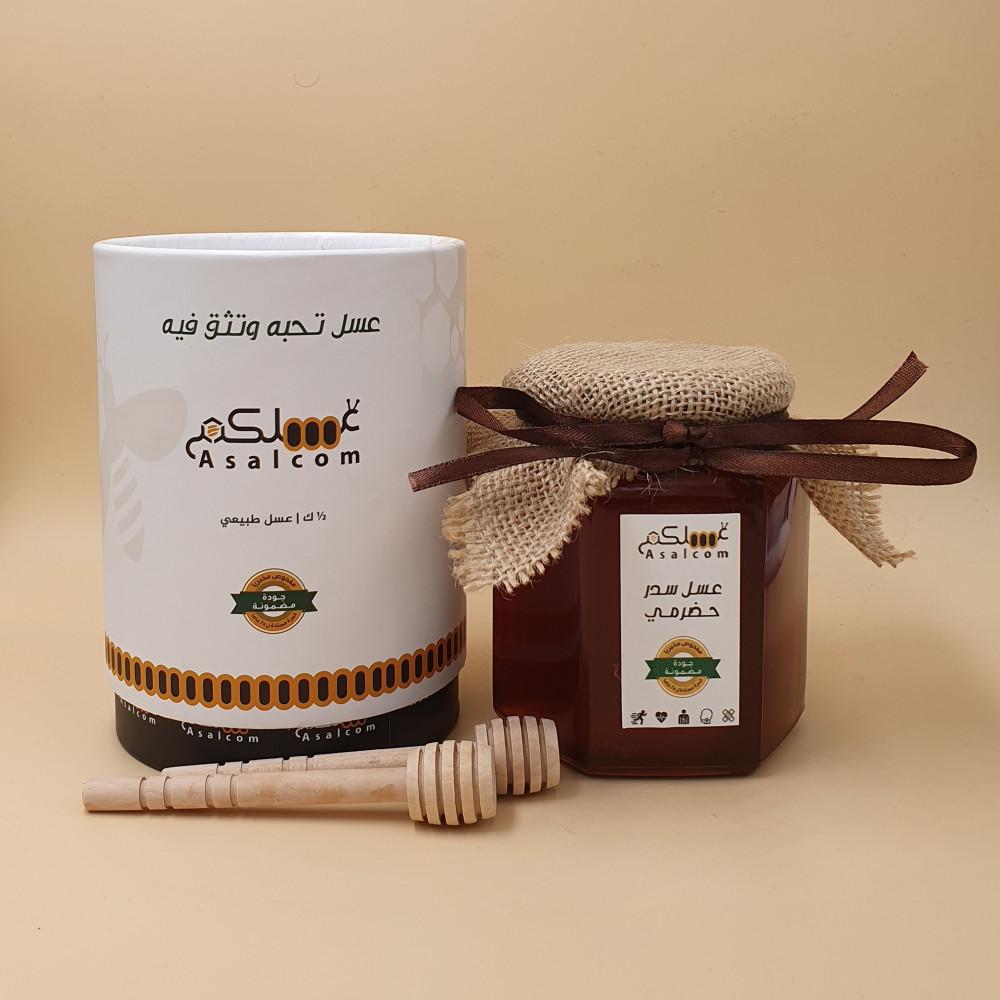 عسل السدر الحضرمي
