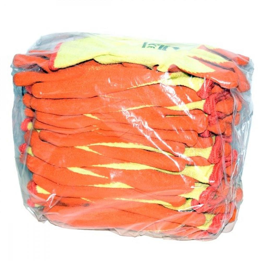 قفازات قماش مع جلد