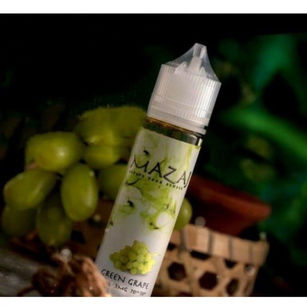نكهة مزاج عنب اخضر - MAZAJ GREEN GRAPE -  60ML