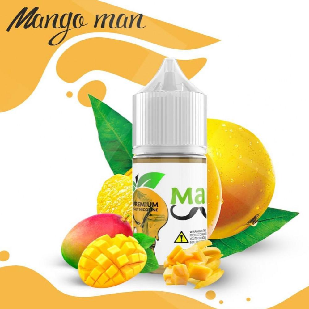 نكهة بريميم مانجو مان ايس  سولت PREMIUM Mango man iced Salt