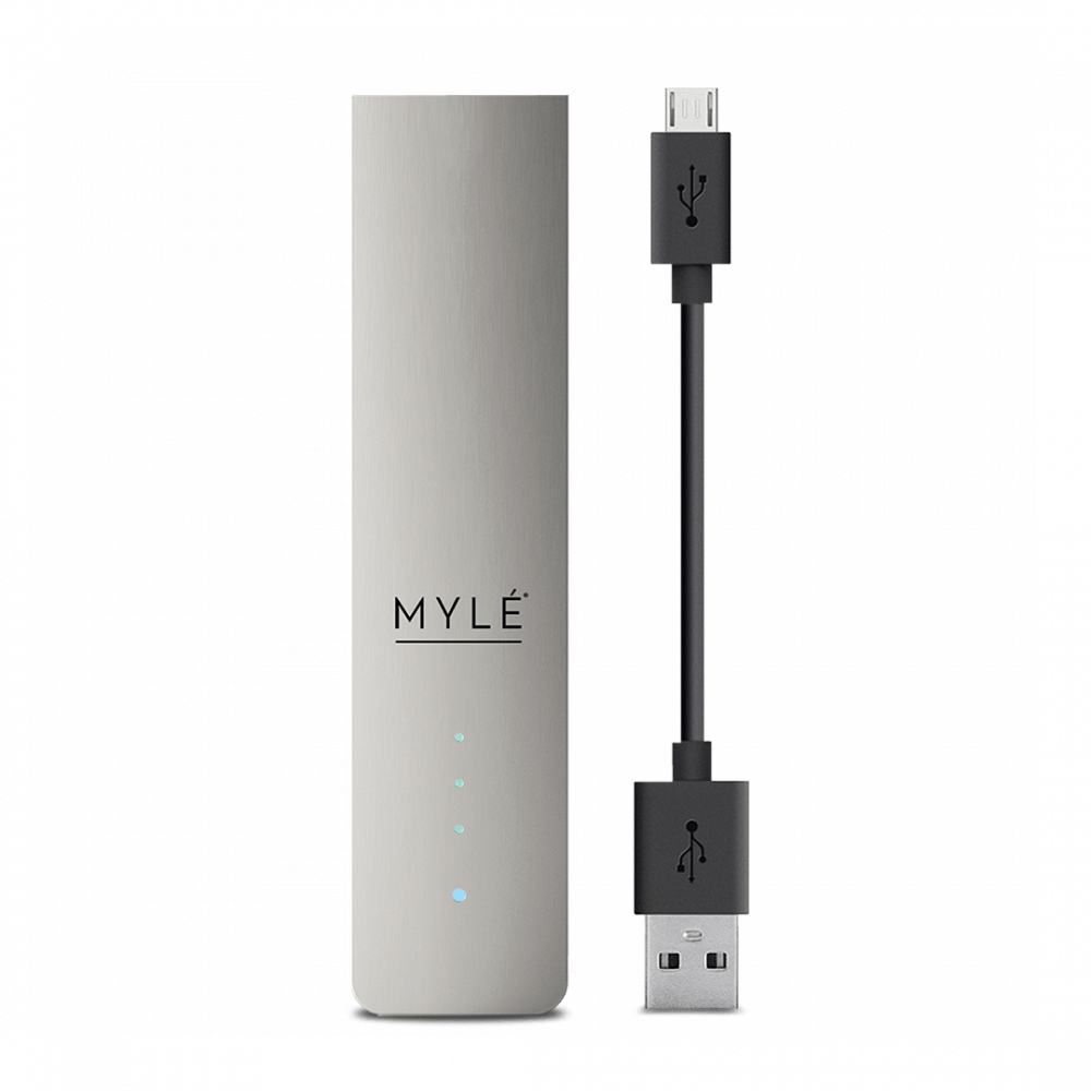 سحبة مايلي الاصدار الرابع اللون رمادي MYLE Magnetic Kit - V4