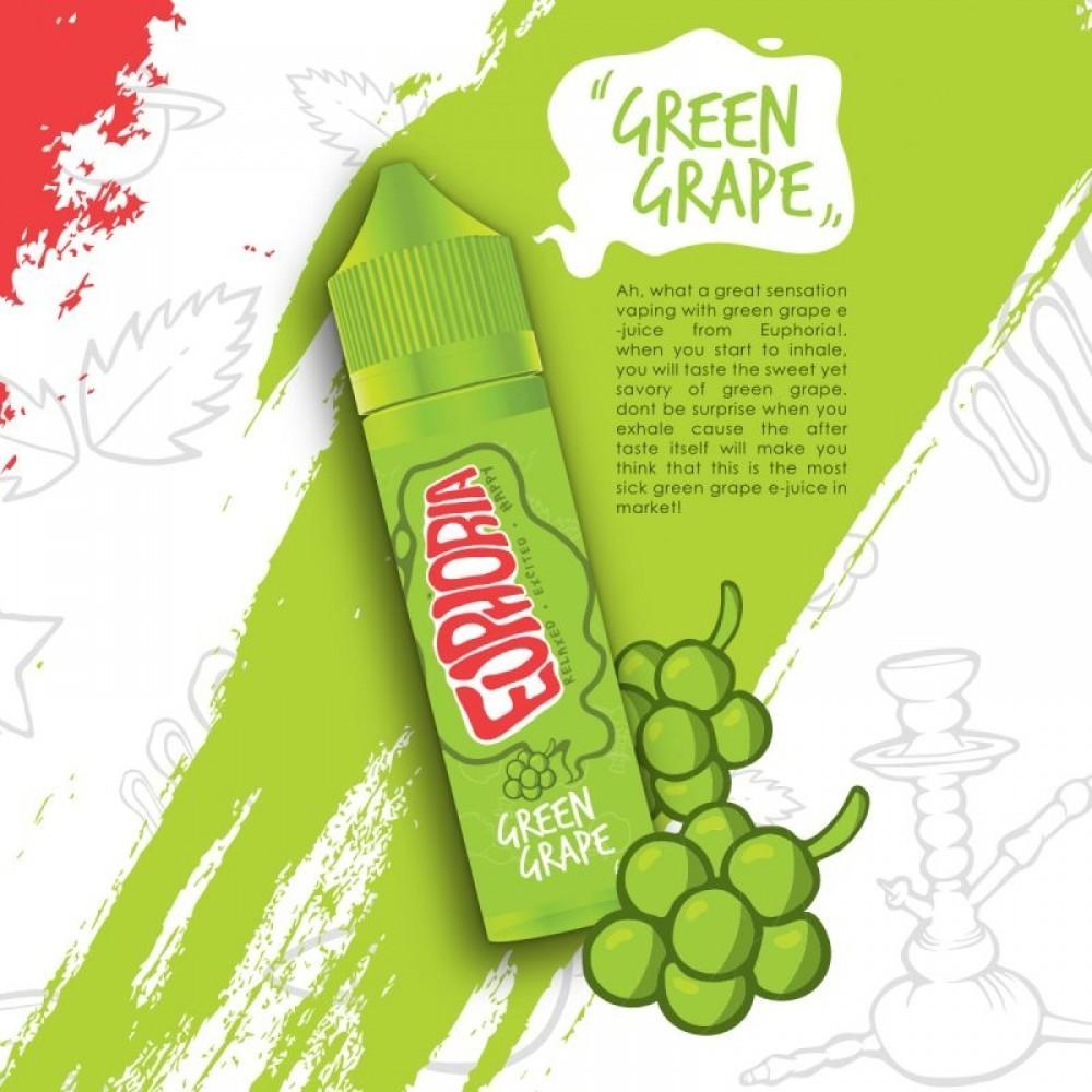 نكهة ايفوريا عنب اخضر - Euphoria Green Grape - 60ML