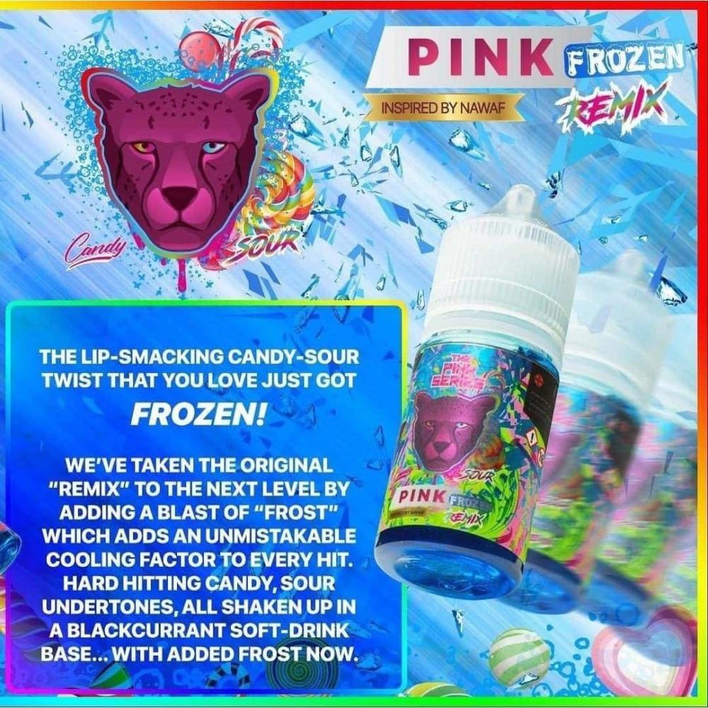 نكهة بينك بانثر ريمكس فروزن سولت  -  pink panther remix frozen-  SALT