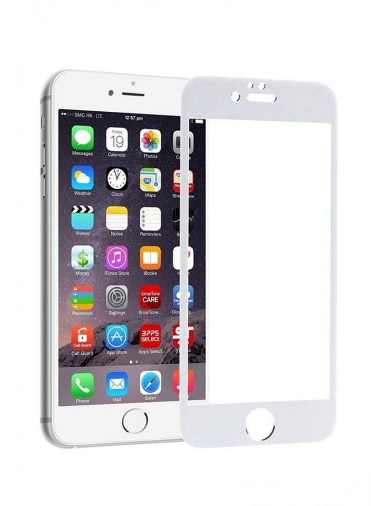 استيكر ايفون 5 دي قزاز كامل الشاشة ابل 6 7 8 بلص se iphone glass