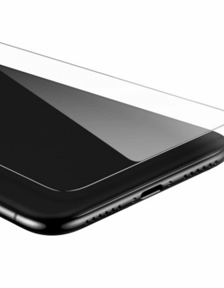 استيكر قزاز شفاف حماية ايفون 6 7 11 12 اس برو ماكس ار glass iphone ابل