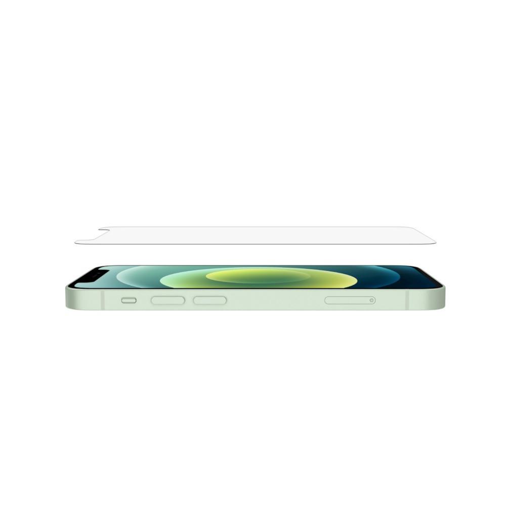 استيكر حماية شاشة ايفون 12 برو ماكس ميني ابل قزاز شفاف iphone glass