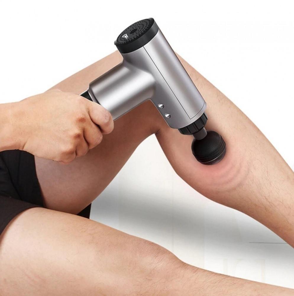 جهاز تدليك و مساج للجسم و العضلات مسدس gun fascial