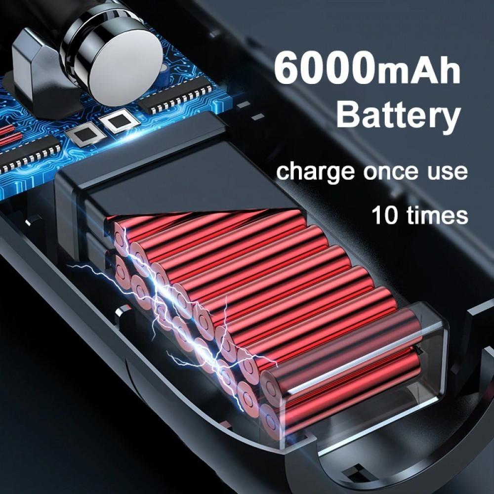 مكنسة كهربائية محمولة متنقلة من بيسوس للسيارة
