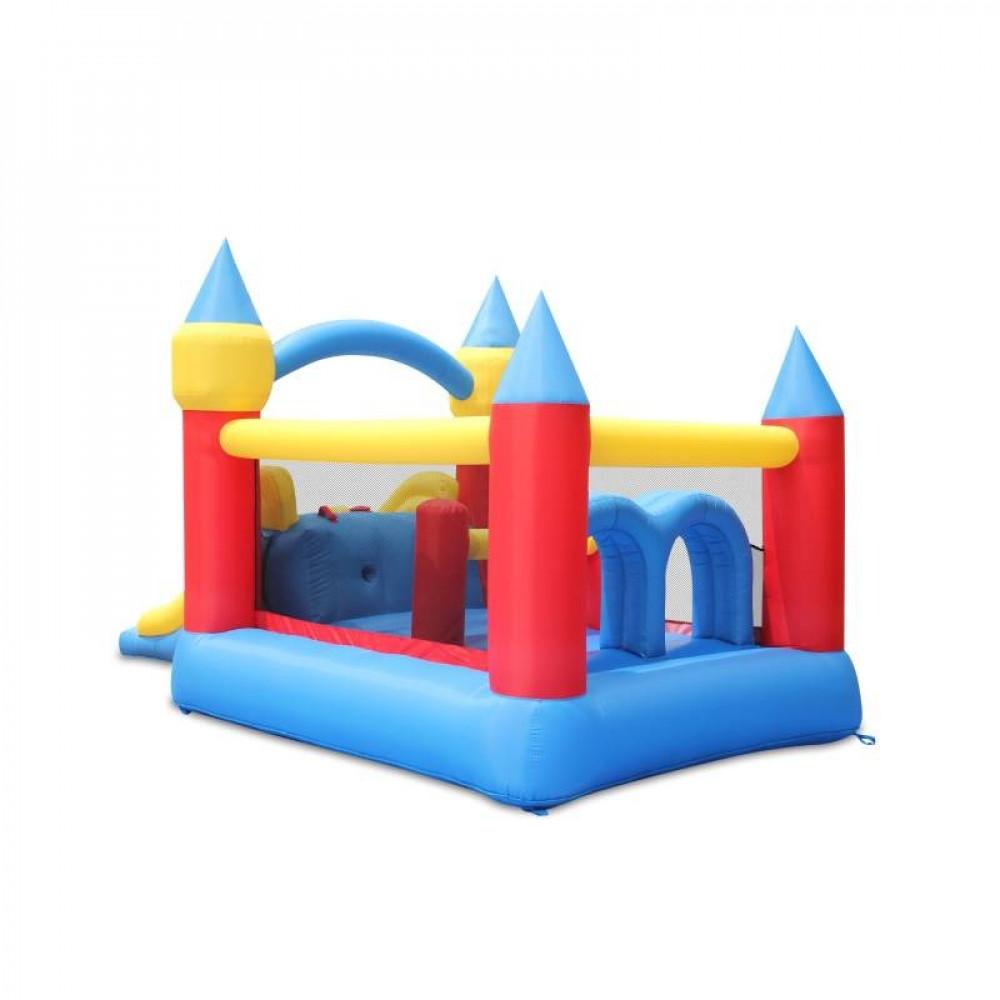 هابي هوب, قلعة الحواجز النطاطة مع زحليقة, ألعاب, Jumping Castle