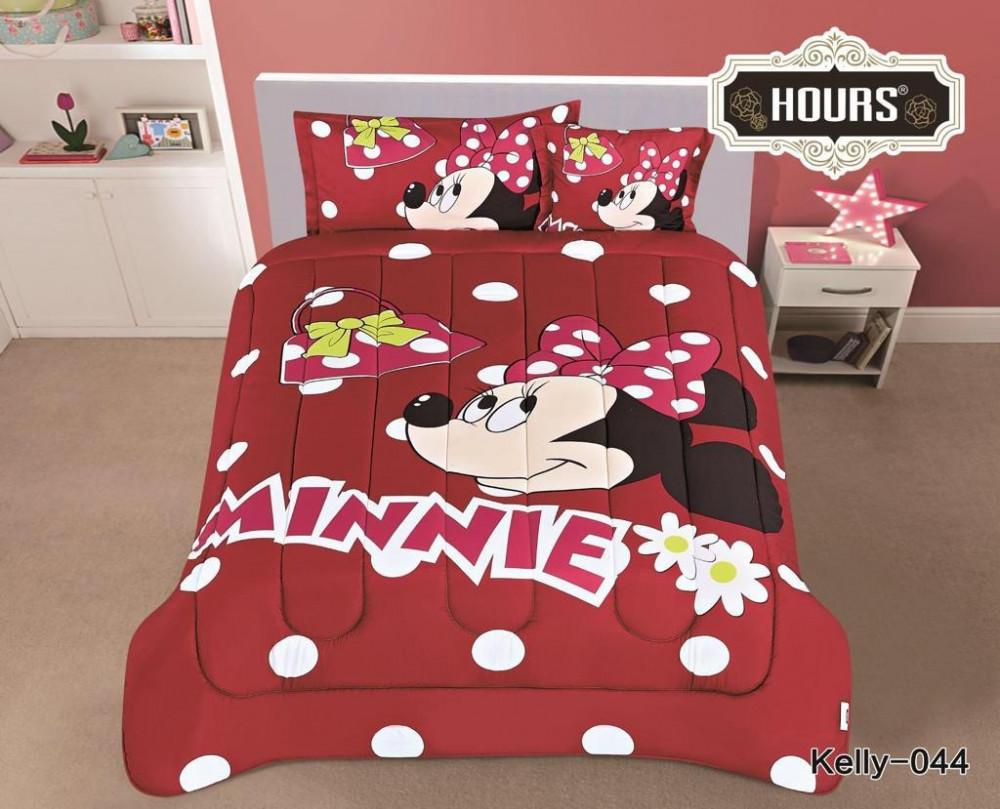 مفرش سرير أطفال رسمة ميكي ماوس