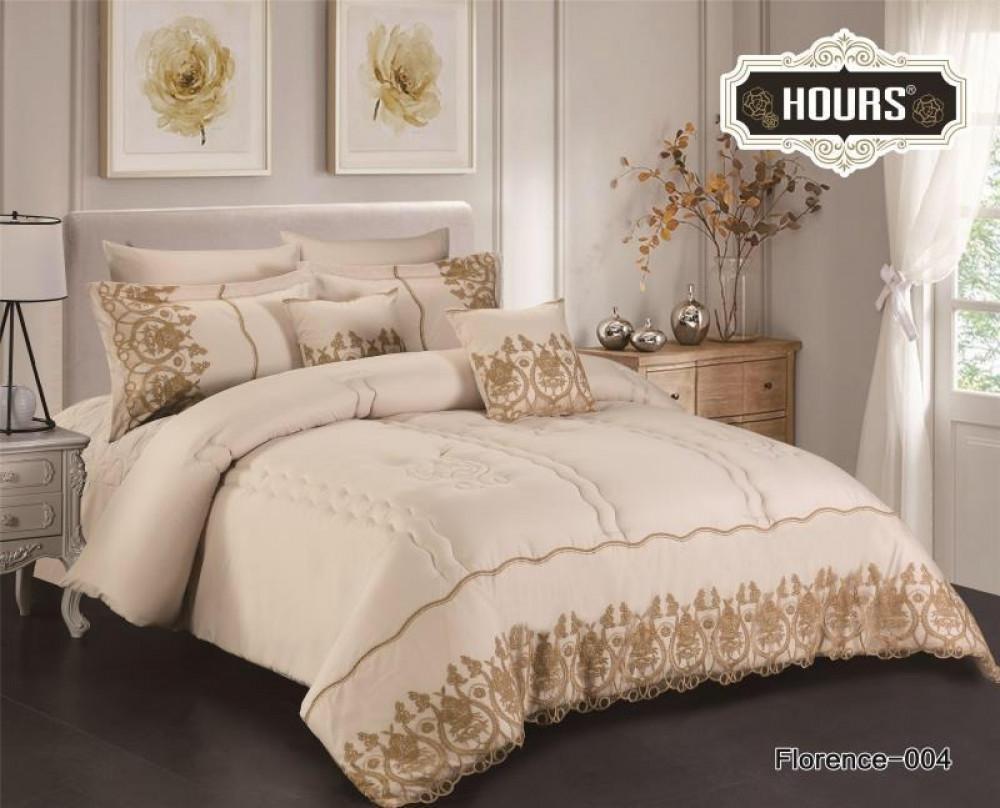 مفرش سرير  دانتيل ملكي