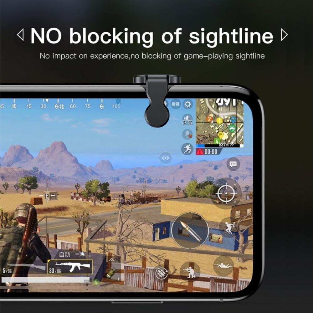 أزرار تحكم احترافية للعبة PUBG Mobile وCOD من شركة بيسوس