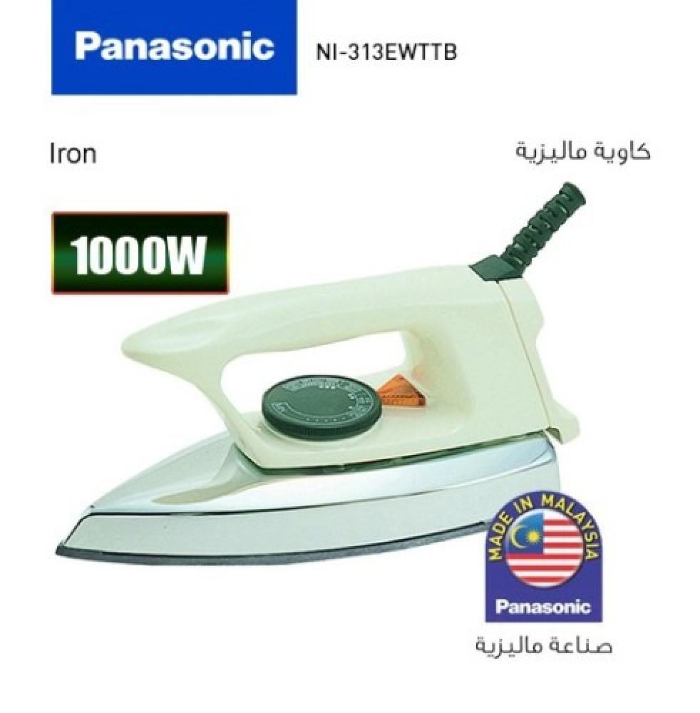 كاوية باناسونيك ماليزي خفيف 1000 واط Panasonic NI-313EWT