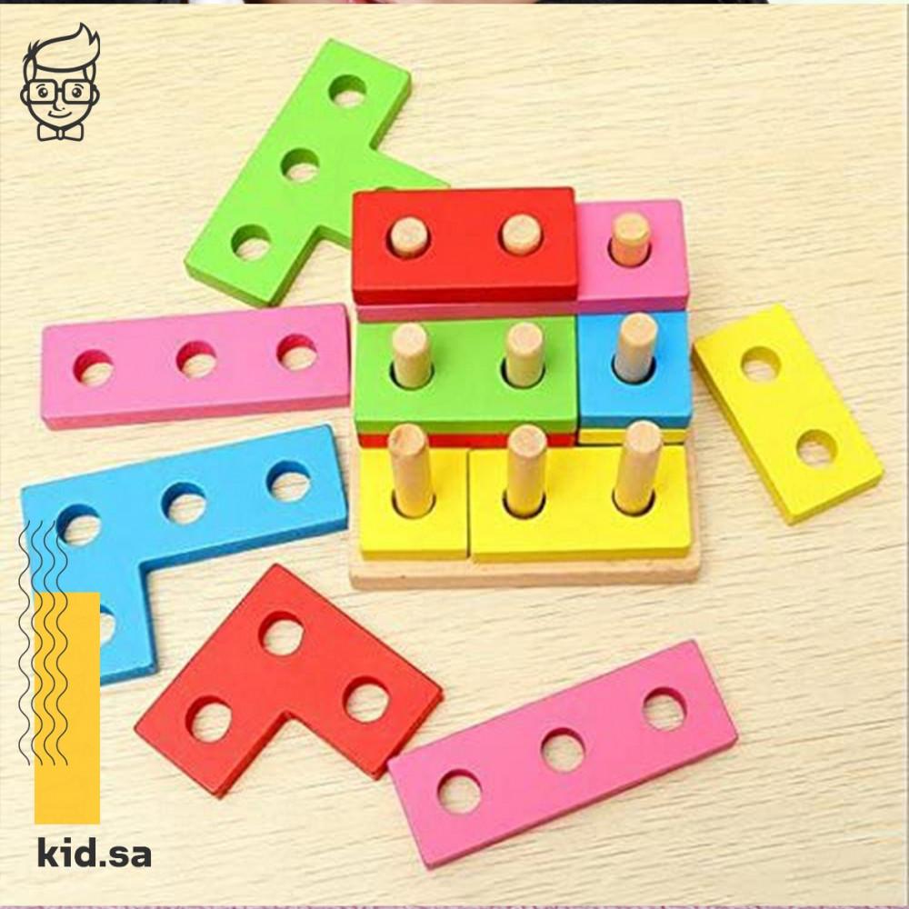 لعبة ذكاء صعبة للاطفال لزيادة الذكاء