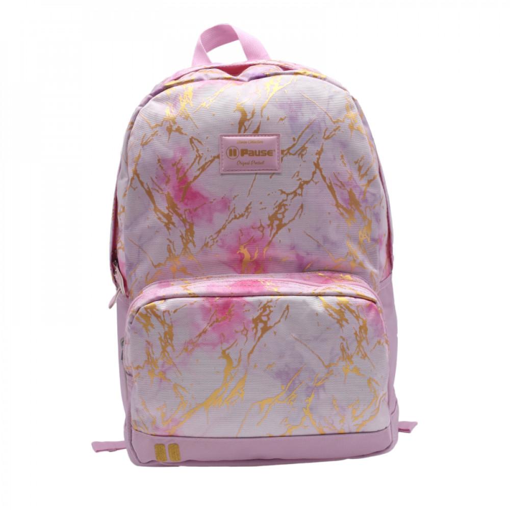 شنطة ظهر  رخام بوز, Pause, Marble Backpack