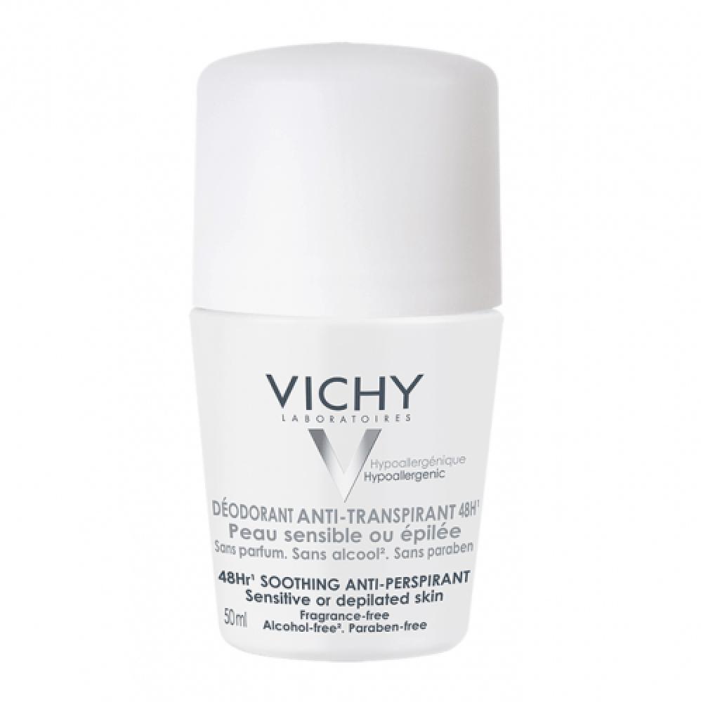 مزيل عرق رول للبشرة الحساسة  ماركة Vichy فيشي حلو افضل احلى متجر قليتر