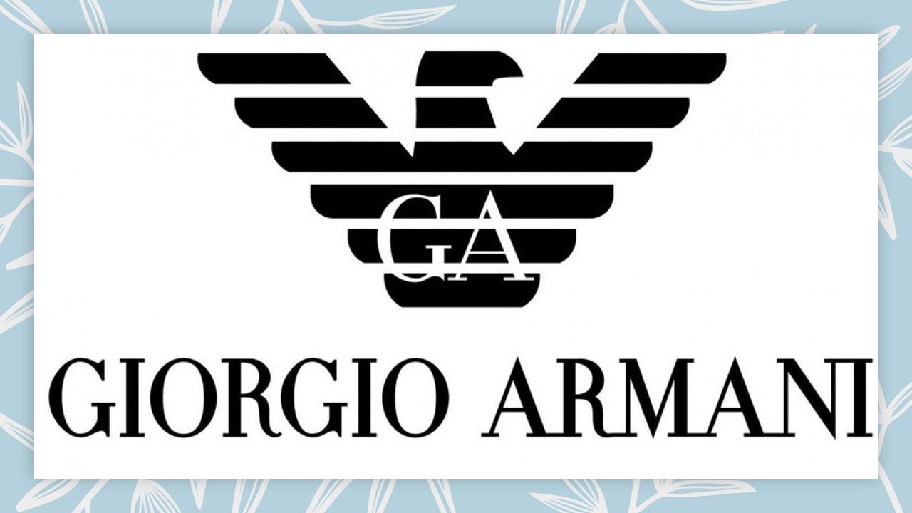 جورجيو أرماني GIORGIO ARMANI
