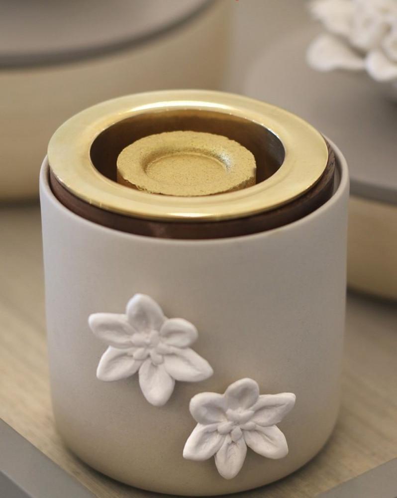 فحم وادي حلفا الذهبي صغير Incense Golden Charcoal أندرسكور UNDERSCORE