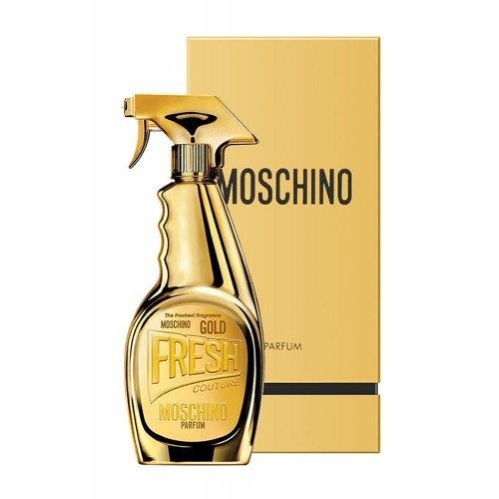 Moschino Fresh Couture Gold Eau de Parfum 100ml خبير العطور