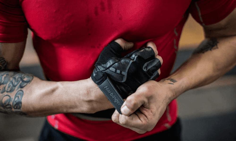 قفاز تمارين رياضية - قفاز حمل أثقال - قفازات لياقة