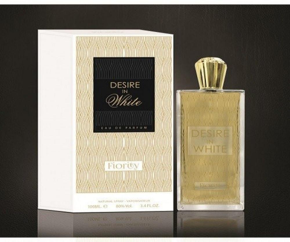Desire In White