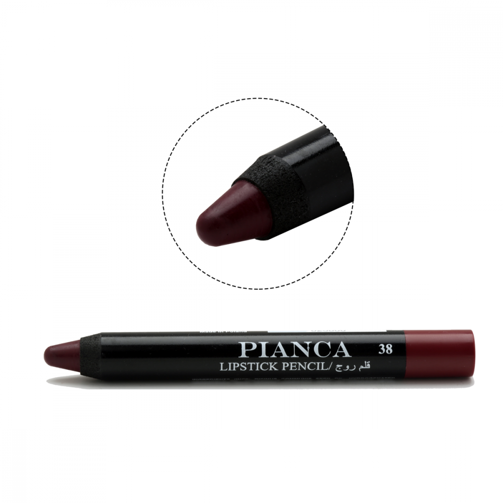 PIANCA Lipstick Pencil No-38