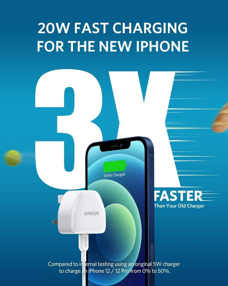 Anker Nano iPhone