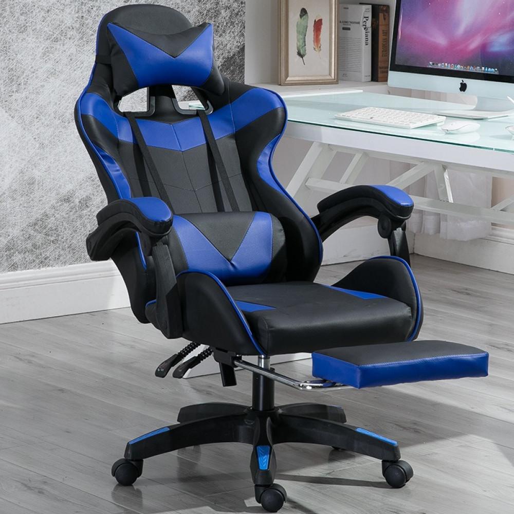 كرسي قيمنق-مريح-بمسند-للقدم-بسعر-مغري