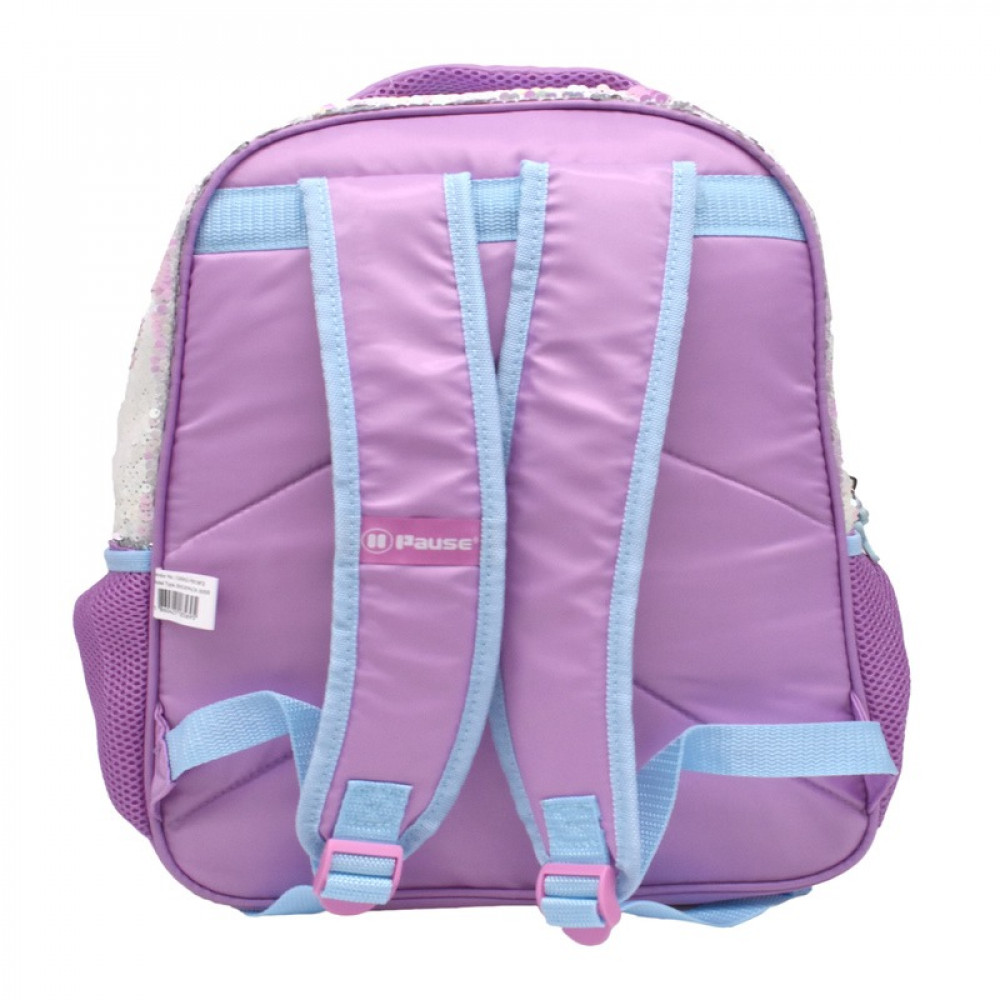 شنطة ظهر ترتر زهري بوز, Pause, Backpack